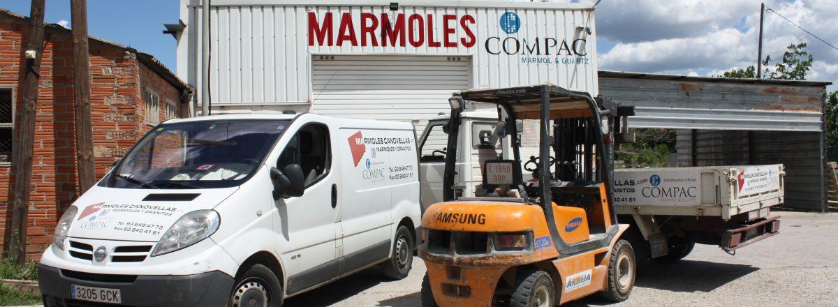 Mármoles Canovellas